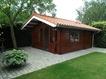 Woning in Vlijmen, Antoni Staringlaan op Direct Wonen: Gloednieuw chalet met tuin in Den Bosch!