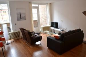 Bekijk appartement te huur in Groningen Fongersplaats: Net gemeubileerd appartement - € 1350, 65m2 - 293524