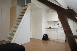 View studio for rent in Delft Buitenwatersloot, € 595, 36m2 - 379825. Interested? check out this studio and leave a message!