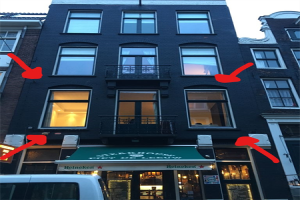 Te huur: Appartement Noorderstraat, Amsterdam - 1