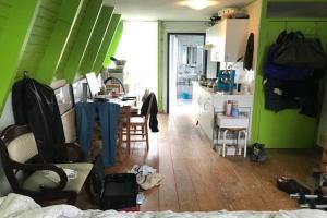 Te huur: Studio Koestraat, Leiden - 1