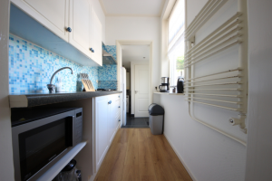 View house for rent in Leeuwarden Handelstraat, € 850, 105m2 - 375268. Interested? check out this house and leave a message!