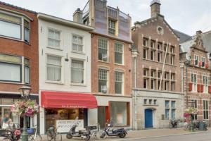 Bekijk appartement te huur in Leiden Langebrug: Apartment - € 725, 34m2 - 351440