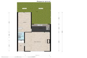 Bekijk woning te huur in Leiden Vrouwenweg, € 1500, 107m2 - 376861. Geïnteresseerd? Bekijk dan deze woning en laat een bericht achter!