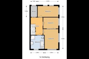 Bekijk kamer te huur in Almere Lamastraat, € 850, 14m2 - 333889. Geïnteresseerd? Bekijk dan deze kamer en laat een bericht achter!