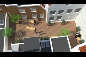 Bekijk appartement te huur in Leiden Langebrug: Appartement  - € 1200, 63m2 - 319205