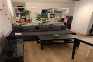 For rent: Studio Nassaukade, Amsterdam - 1