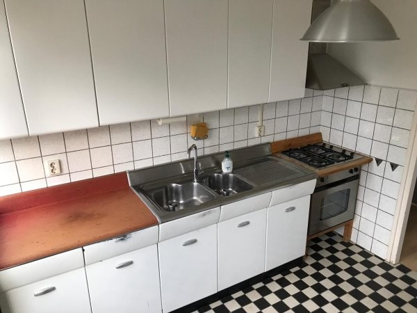Kamer te huur in de Mathenessestraat in Breda