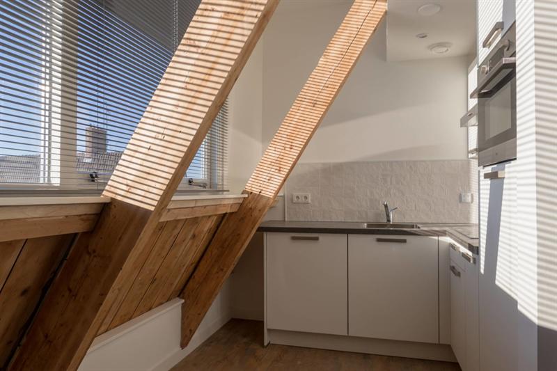 Te huur: Appartement Nieuwe Kijk in 't Jatstraat, Groningen - 8