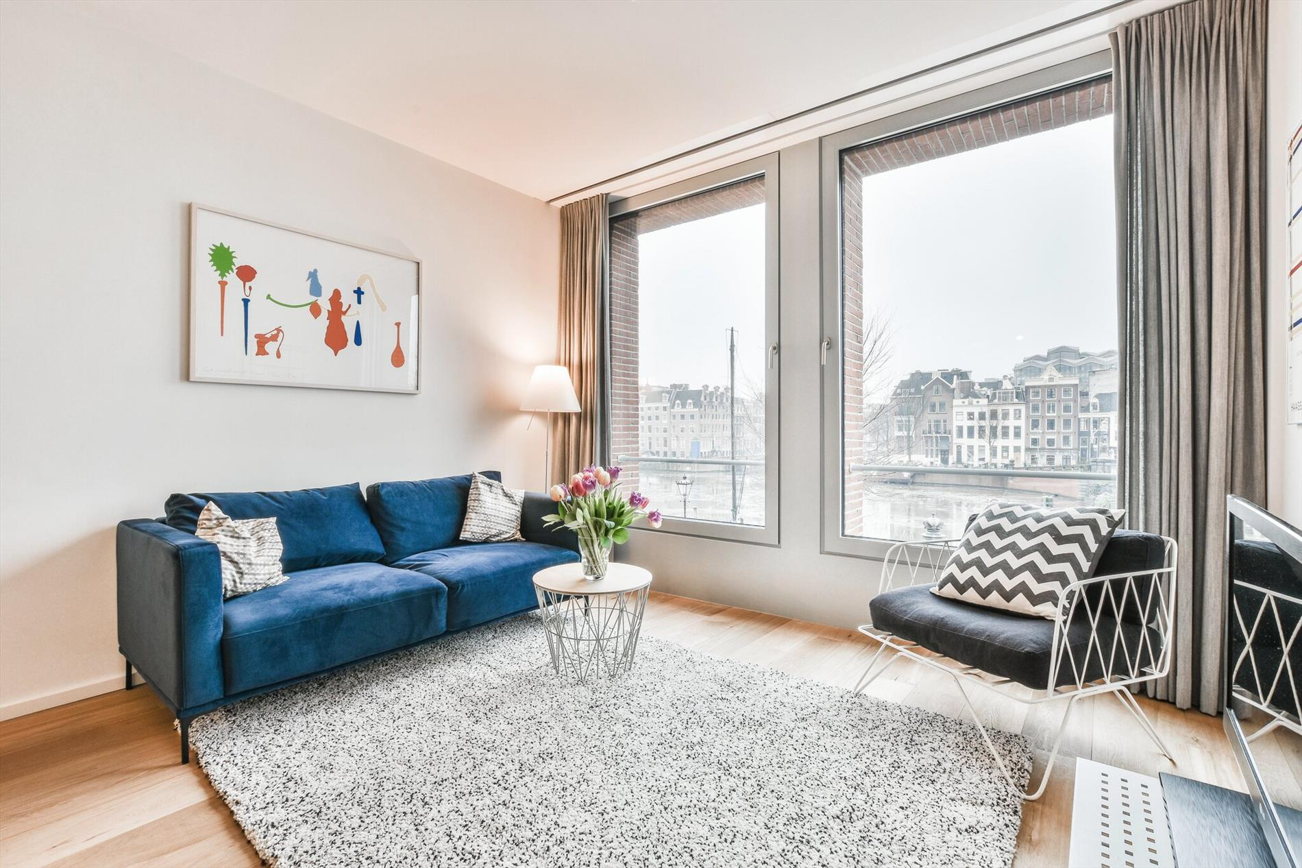 Te huur: Appartement Amstel, Amsterdam - 1