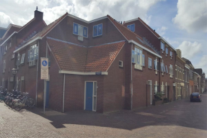 For rent: Apartment Legewerfsteeg, Leiden - 1