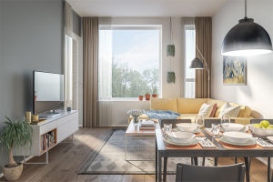 View apartment for rent in Roosendaal Van Gilselaan, € 714, 52m2 - 395631. Interested? check out this apartment and leave a message!