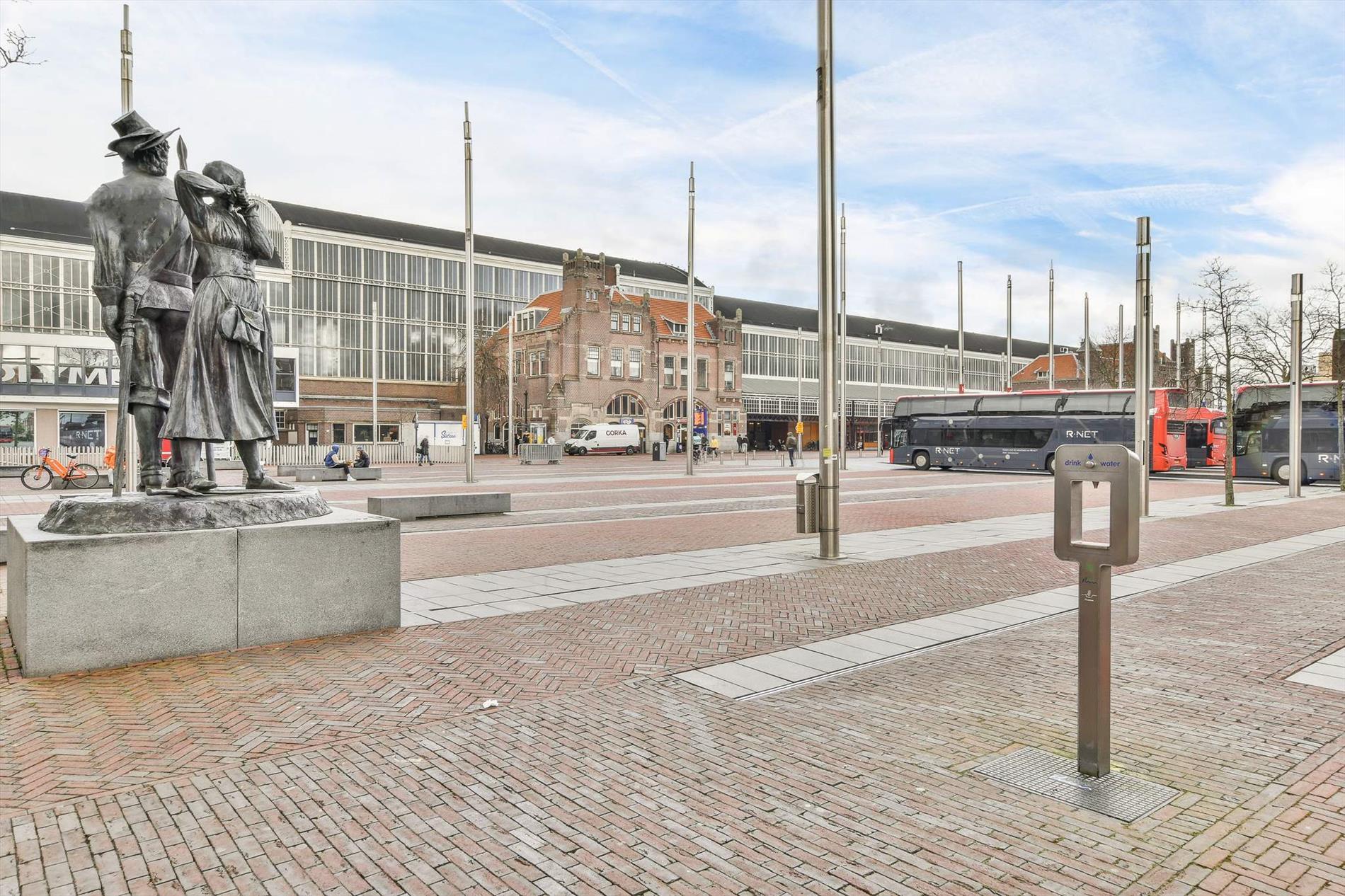 Te huur: Appartement Nieuwe Gracht, Haarlem - 23