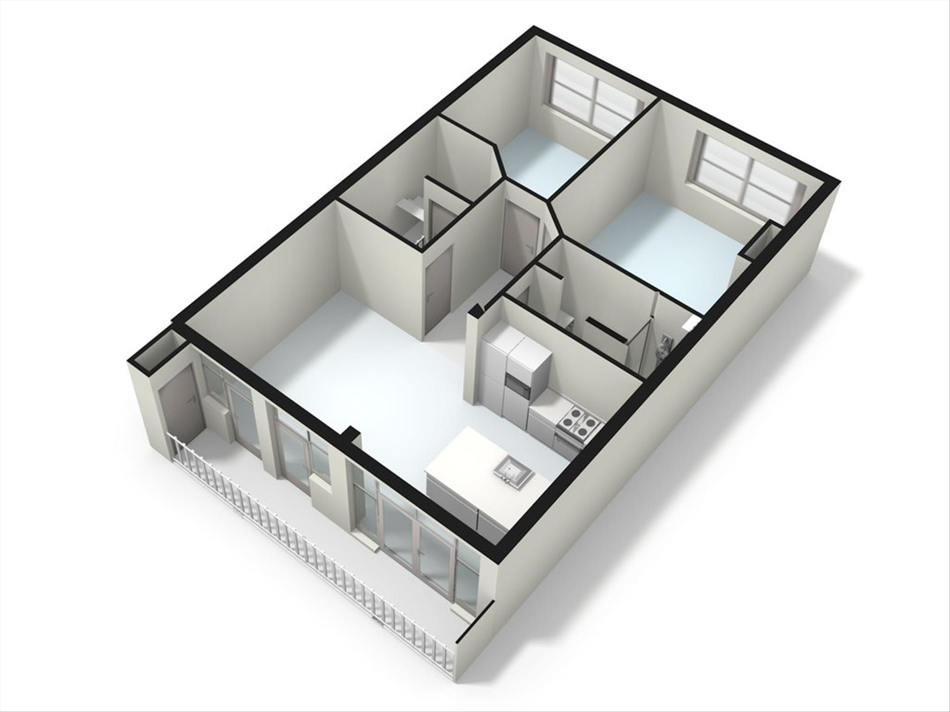 For rent: Apartment Diezestraat, Amsterdam - 17