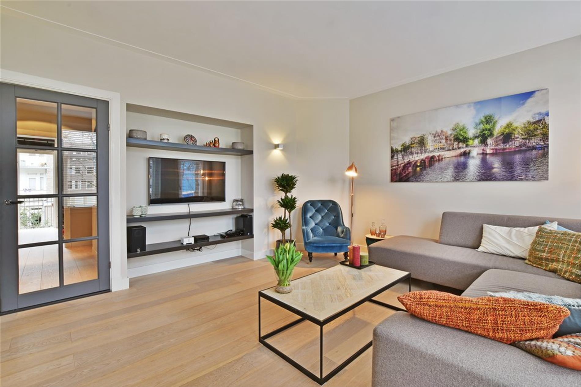 Te huur: Appartement Churchill-laan, Amsterdam - 1
