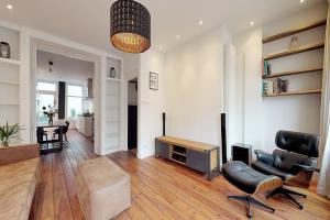 Bekijk appartement te huur in Amsterdam Overtoom: Leuk appartement  - € 1650, 70m2 - 351462