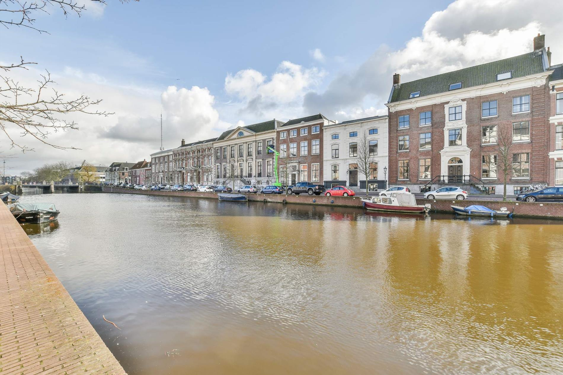 Te huur: Appartement Nieuwe Gracht, Haarlem - 19