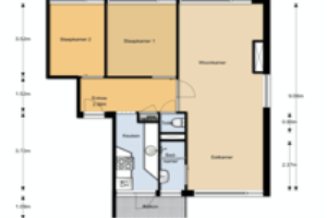 Bekijk appartement te huur in Badhoevedorp Einsteinlaan, € 1450, 70m2 - 387918. Geïnteresseerd? Bekijk dan deze appartement en laat een bericht achter!