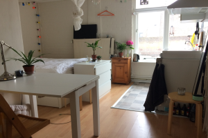 View room for rent in Leiden Duizenddraadsteeg, € 485, 15m2 - 382132. Interested? check out this room and leave a message!