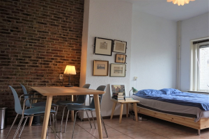 View room for rent in Leiden H. Rijndijk, € 826, 25m2 - 365853. Interested? check out this room and leave a message!