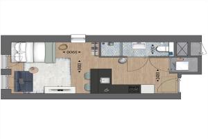 For rent: Apartment Markendaalseweg, Breda - 1