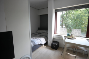 View studio for rent in Groningen Damsport, € 691, 28m2 - 374725. Interested? check out this studio and leave a message!