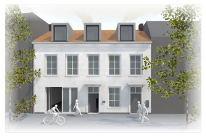 Bekijk appartement te huur in Breda Karnemelkstraat, € 895, 60m2 - 342130. Geïnteresseerd? Bekijk dan deze appartement en laat een bericht achter!