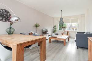 View house for rent in Enschede Elshofstraat, € 860, 82m2 - 378755. Interested? check out this house and leave a message!