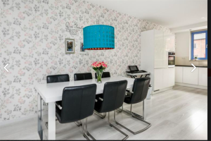 View house for rent in Arnhem Staatsspoor, € 1560, 131m2 - 382201. Interested? check out this house and leave a message!