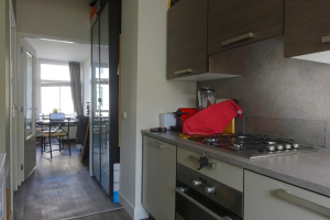 View studio for rent in Leiden Van der Werfstraat, € 950, 43m2 - 396209. Interested? check out this studio and leave a message!