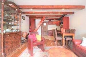 Te huur: Appartement Oudebrugsteeg, Amsterdam - 1