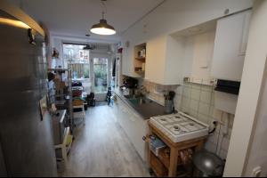 Bekijk appartement te huur in Amsterdam Insulindeweg: Gezellig appartement in Oost met tuin - € 1350, 65m2 - 333239
