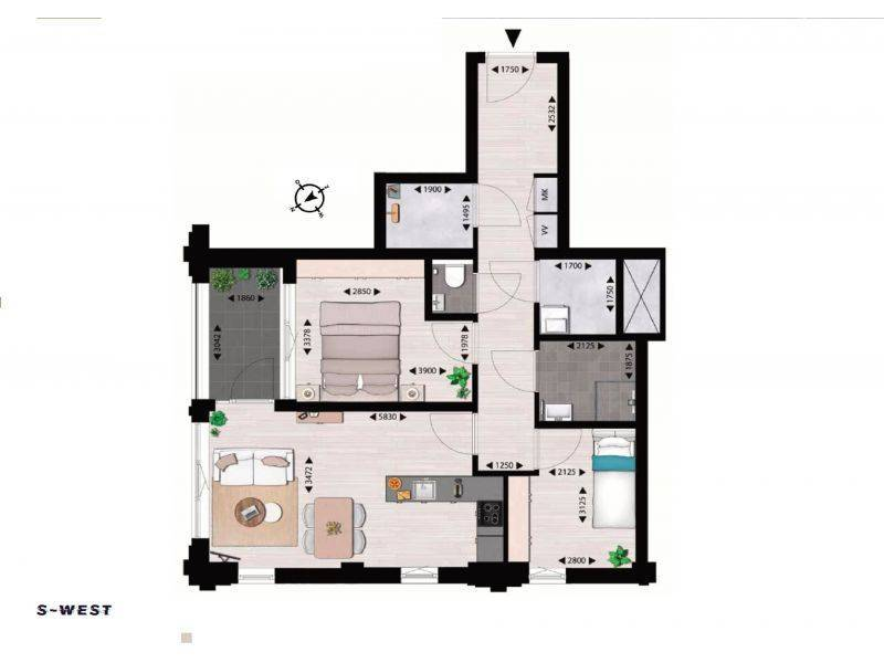 For rent: Apartment Torenallee, Eindhoven - 4