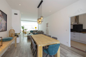 View house for rent in Zandvoort Van Speijkstraat, € 1950, 138m2 - 379153. Interested? check out this house and leave a message!