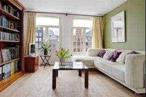 Bekijk appartement te huur in Amsterdam Singel: Appartement - € 1550, 45m2 - 299441