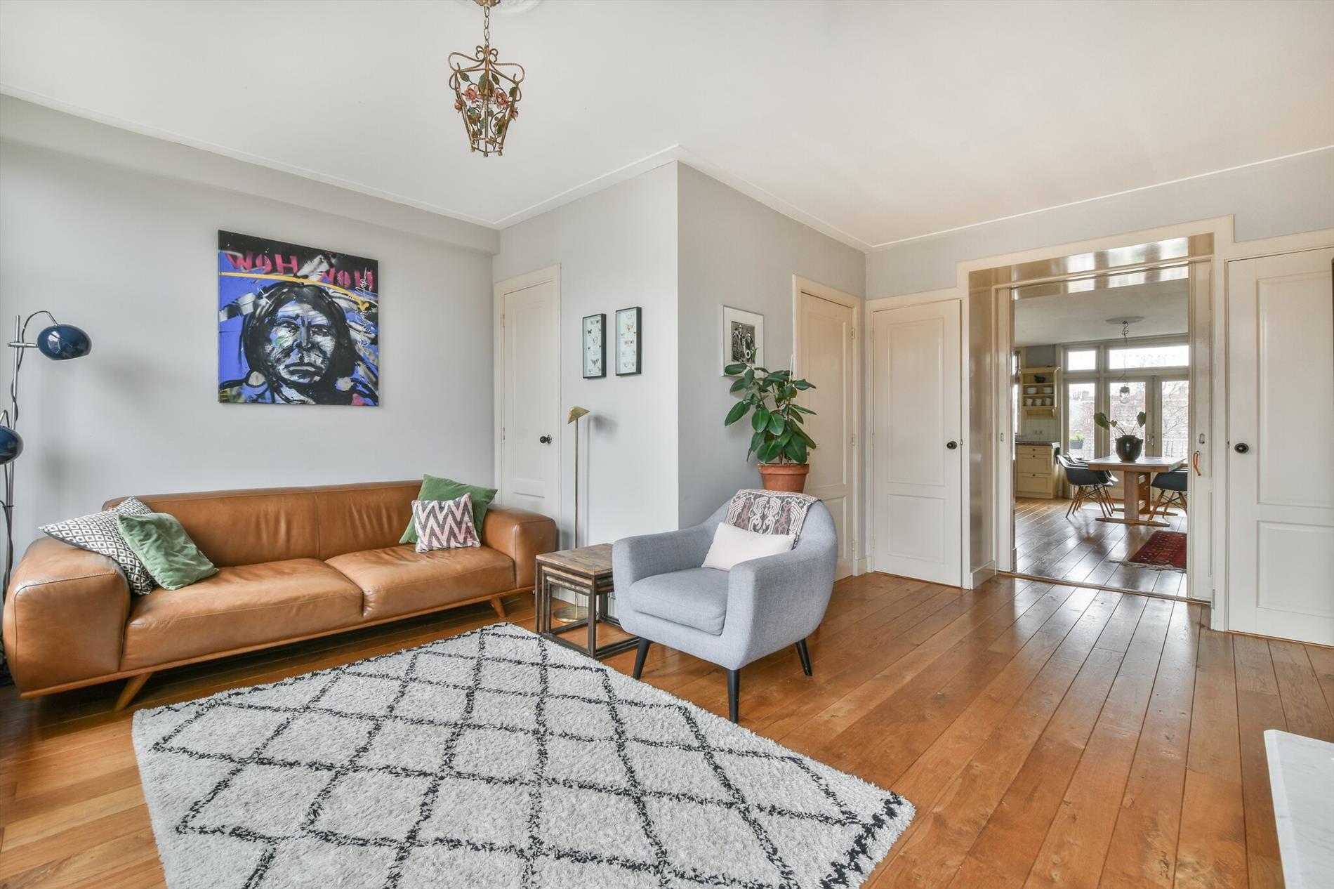 Te huur: Appartement Van Ostadestraat, Amsterdam - 1