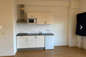 View studio for rent in Groningen Populierenlaan, € 710, 31m2 - 381324. Interested? check out this studio and leave a message!