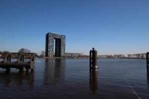 Bekijk appartement te huur in Groningen Regattaweg: Luxe appartement tijdelijk beschikbaar - € 1180, 105m2 - 295888