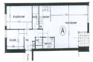View apartment for rent in Roermond Kloosterwandstraat, € 725, 80m2 - 383963. Interested? check out this apartment and leave a message!