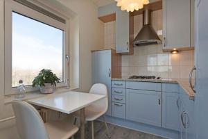 Bekijk appartement te huur in Arnhem Klaverlaan: Goed onderhouden 2-kamer appartement in een mooie omgeving!  - € 675, 50m2 - 343645