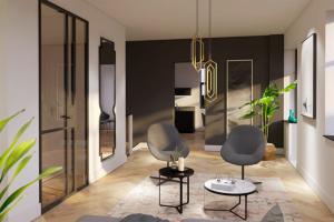 Bekijk appartement te huur in Den Haag Van Stolkweg, € 2500, 93m2 - 396786. Geïnteresseerd? Bekijk dan deze appartement en laat een bericht achter!