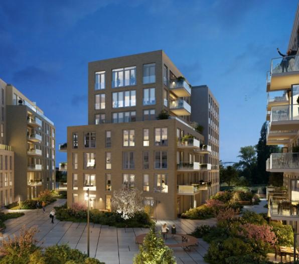 Te huur: Appartement Cruquiusweg, Amsterdam - 1