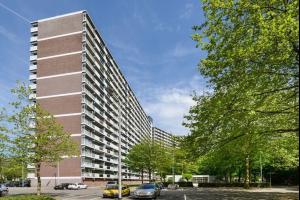 Bekijk appartement te huur in Tilburg Mozartlaan: Appartement met schitterend uitzicht over Tilburg - € 825, 100m2 - 293668
