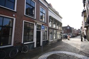 For rent: Apartment Janvossensteeg, Leiden - 1