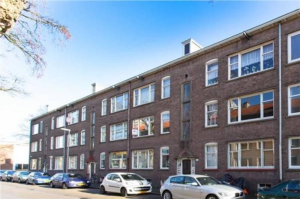 Bekijk appartement te huur in Rotterdam Fazantstraat: Gestoffeerd 3-kamer appartement - € 750, 56m2 - 315426