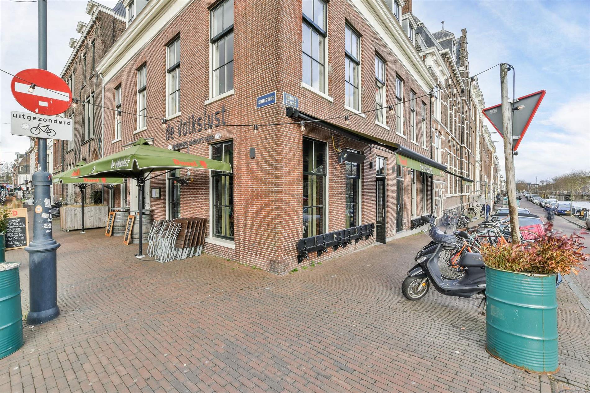 Te huur: Appartement Nieuwe Gracht, Haarlem - 22