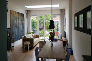 View house for rent in Utrecht Julianaweg, € 1950, 120m2 - 368989. Interested? check out this house and leave a message!