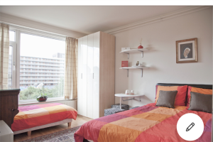 View room for rent in Amsterdam Maassluisstraat, € 600, 15m2 - 387728. Interested? check out this room and leave a message!