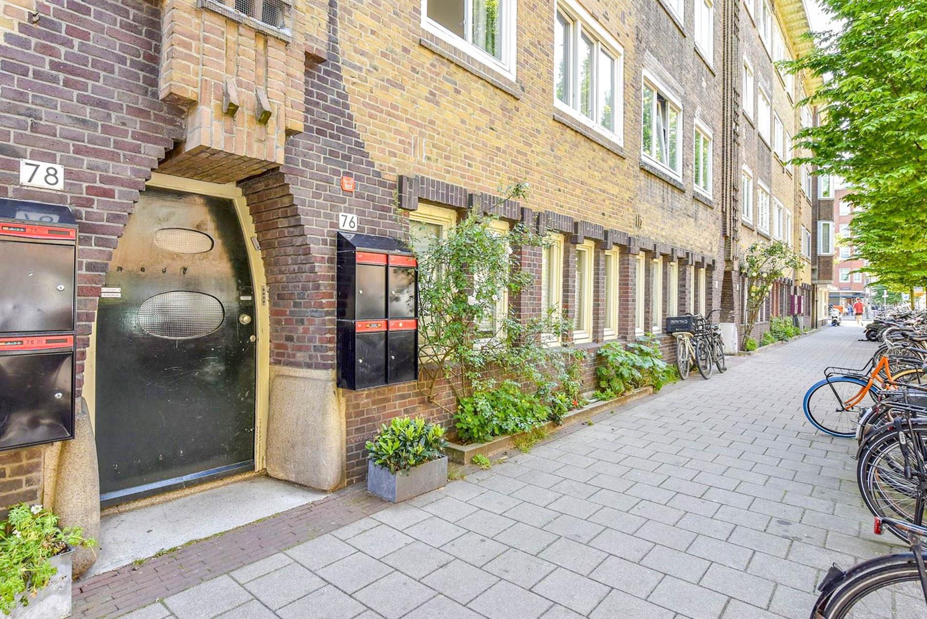 Te huur: Appartement Bestevaerstraat, Amsterdam - 13