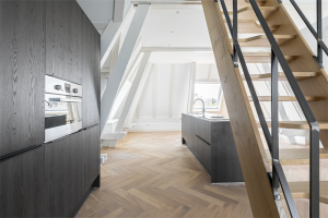 Te huur: Appartement Kloveniersburgwal, Amsterdam - 1